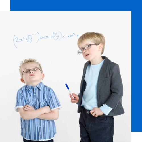dérogation scolaire, douance et test de QI