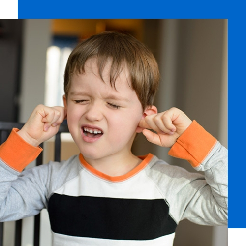 enfant syndrome gilles de la tourette