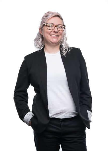 Audrey Benoit, Neuropsychologue à Laval